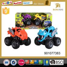 Inertia friction 2pcs 4wd toy car off road buggy