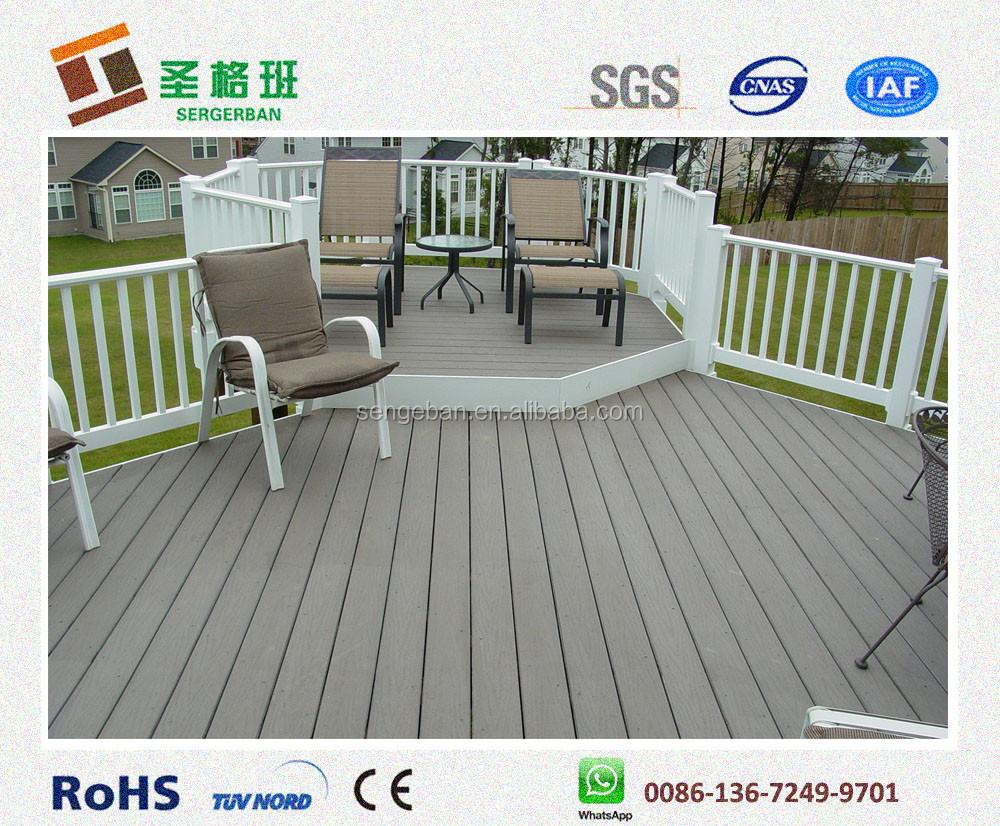 Cheap composite decking material cheap composite decking for Cheapest place for decking