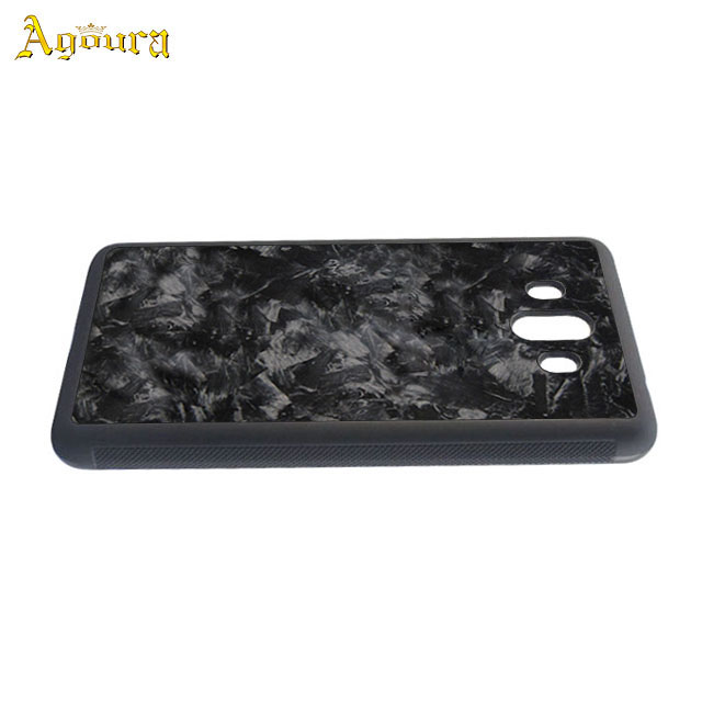 Customized Carbon Fiber phone case for Huawei mate10