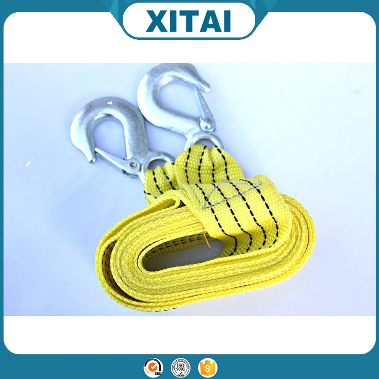 Xitai Car Accessories 3m 3 tons racing towing strap art.-no. B149 with best price