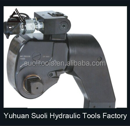 T Sliding Adjustable Hydraulic Torque Multiplier Wrench