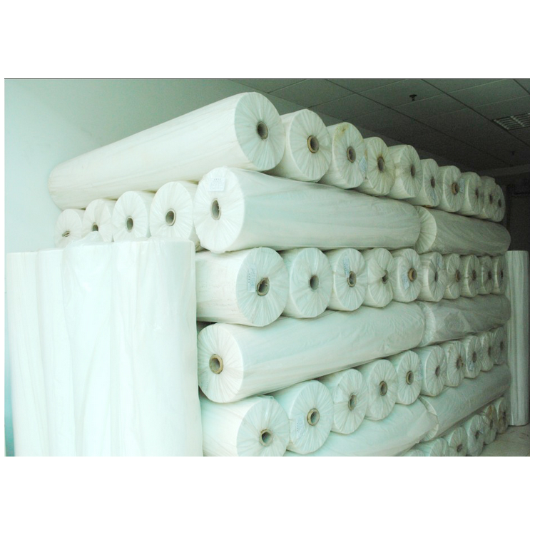 [FACTORY WHOLESALE] cheap price white pp spunbonded non woven fabric roll