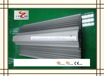 Etruded Aluminum Heatsink Housing for LED Street Light