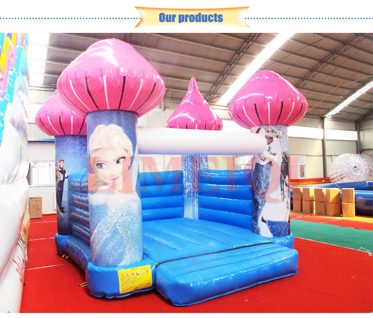 5% discount from us indoor inflables rides game for sale
