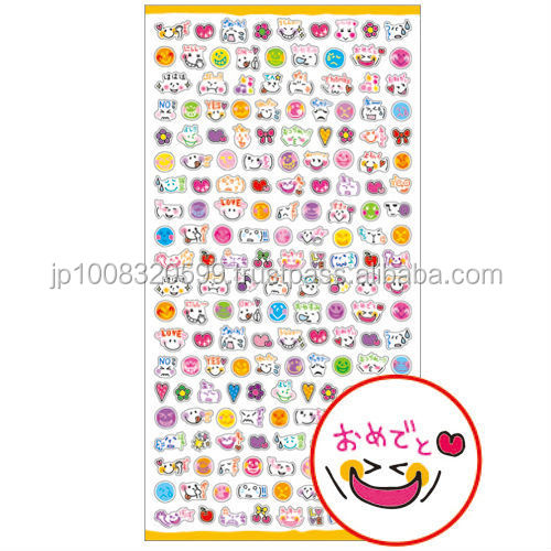 Petit Sticker 71979 Emotion _ expression _ sticker paper _ paper craft _ most popular products