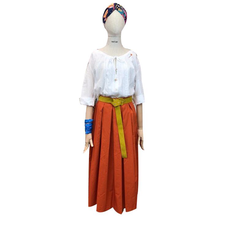 Plus Size Branco Tops e Blusas Longas Camisa para As Mulheres