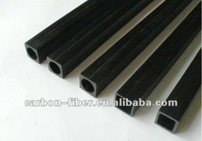 Pultruded Carbon Fiber Tube with 100% UD Carbon fiber fabric
