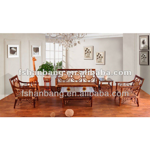Magnificent Hot Sale Chinese Conservatory Cane Primitive Sofa Sets Ibusinesslaw Wood Chair Design Ideas Ibusinesslaworg