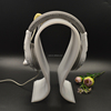 Customized retail store desktop plastic acrylic headphone stand