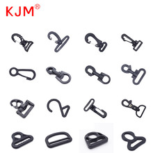 POM snap clip hooks carabiner paracord strap hooks rotary swivel snap plastic hook spring plastic buckles paracord