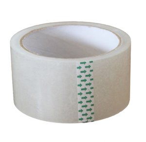 Transparent Color Acrylic Adhesive BOPP Packaging Tape Thickness 35 micron - 70 micron OEM