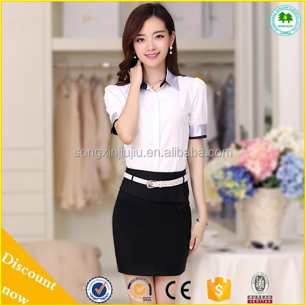 New Design Women Office Uniform Styleladies Office Uniformuniform