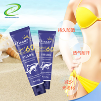 Factory Price Sunscreen Lotion SPF60 PA+++ Sun Block Cream