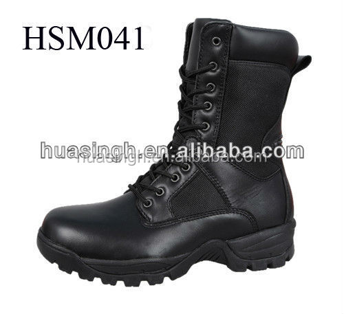war defense military operations forced enforce battle military boots black zipper style