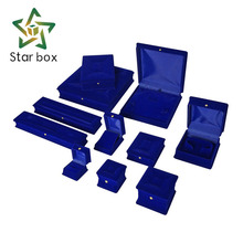 Arabic red velvet jewelry box factory wholesale jewlery packaging box