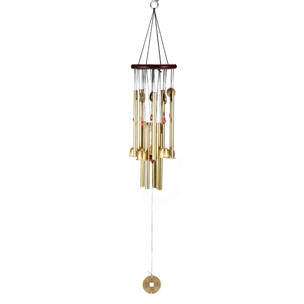 Ma.Lina.Ann Wind Chimes Outdoor Indoor Decoration Amazing Grace Garden Wind Chimes