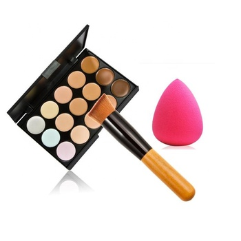 Waterproof make-up custom logo eyeshadow palette