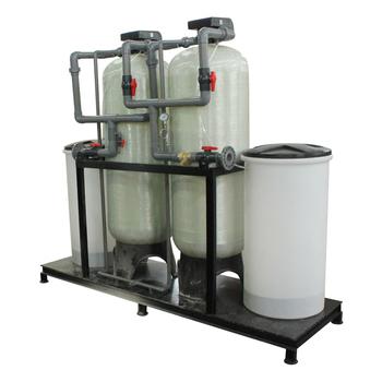 Frp Resin Tank 6000l Hr Rack Installation Water Softener For Water Hardness Buy Water Softener System Water Softener Resin Water Softener Product On Alibaba Com