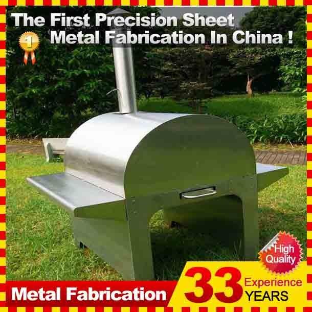 edelstahl outdoor holz pizzaofen ofen produkt id 60283093637. Black Bedroom Furniture Sets. Home Design Ideas
