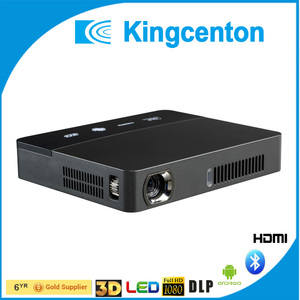 Best Home Theater HDMI USB SD Portable HD 1280x720 3D Cinema 1080p LED Mini DLP Projector