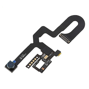 Facing front camera with flex cable for iphone 7 plus replacement,small camera flex cable for iPhone 7 plus