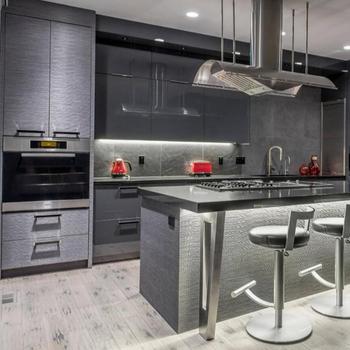 Whole Modern Luxury Kitchen