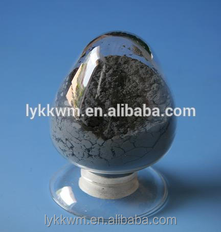 Mo 57% roasted molybdenum concentrates or industrial molybdenum oxide powders for ferrous molybdenum production