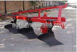 hot sale farm tractor use hydraulic heavy duty share plough, furrow plough, reverse plough with top quality