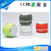 bluetooth speaker portable wireless car subwoofer,compatible with multimedia device.