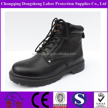 Elite Security Guard Patent Practical Combat Boots