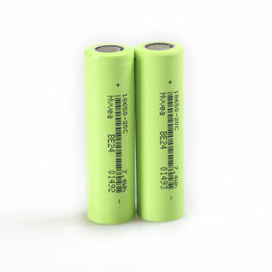 High Drain Cylindrical 3.7V 2000 mah 18650 lithium li ion battery cell for electric motorcycle ebike