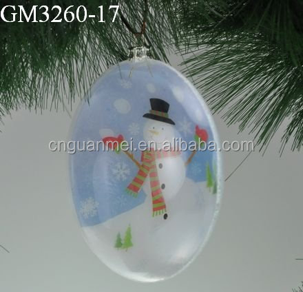 Christmas Tree Hanging Thing Custom Xmas Ornaments