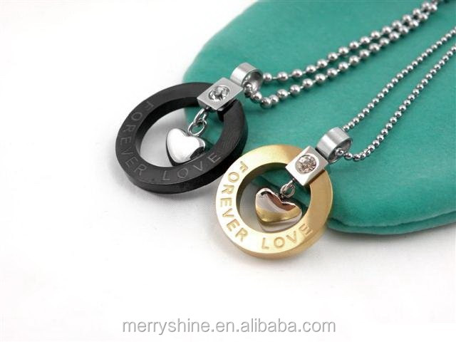 Eudora Latest Style Floating Charm Locket Pendant Stainless Steel Necklace Wholesale gx280