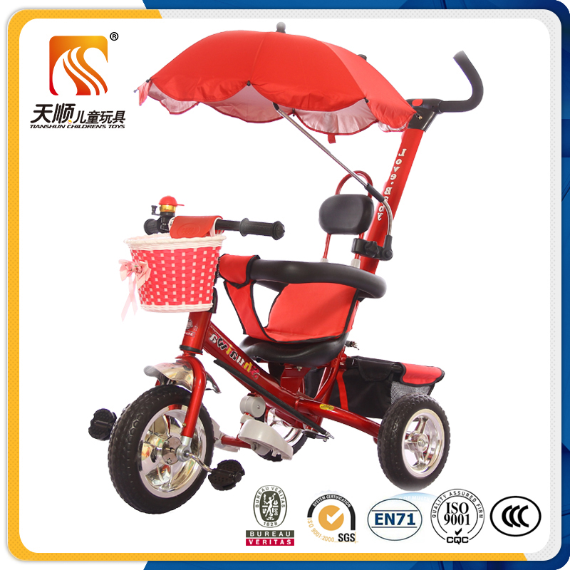Children trike toys 3 wheel kids pedal car trike toy car for big babies