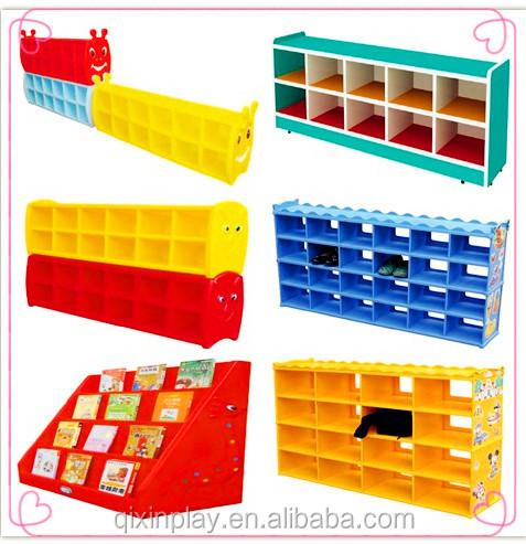 Guangzhou Cheap Wholesale Cabinets Children Toy Box Plastic Storage Baskets  QX 205K