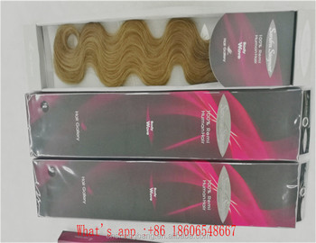 "Promotion! wholeasle brazilian hair weft Body wave 18"" and 22"" brown color 6# 8a brazilian remy hair body wave"