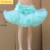 Wholesale tutu skirt fairy dress christmas children dancewear chiffon