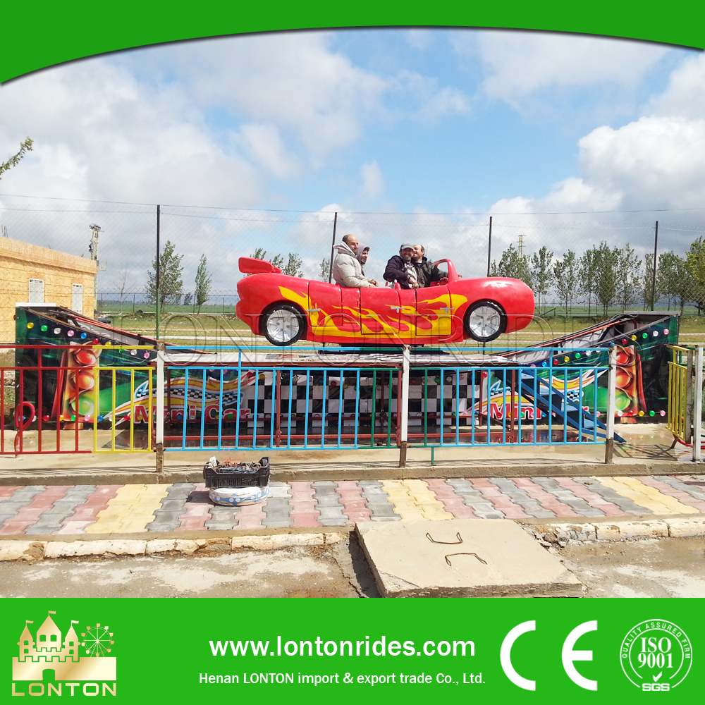 Alibaba China kids car amusement park games factory rides disco car for sale