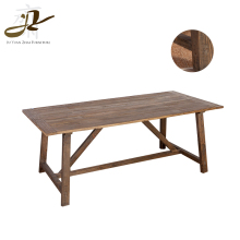 Wooden Trestle Table, Wooden Trestle Table Suppliers And Manufacturers At  Alibaba.com