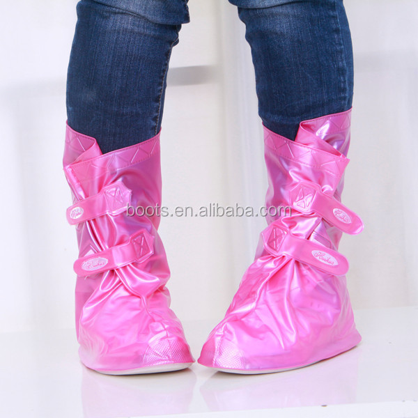 Hotsale waterproof pvc shoe cover overshoes