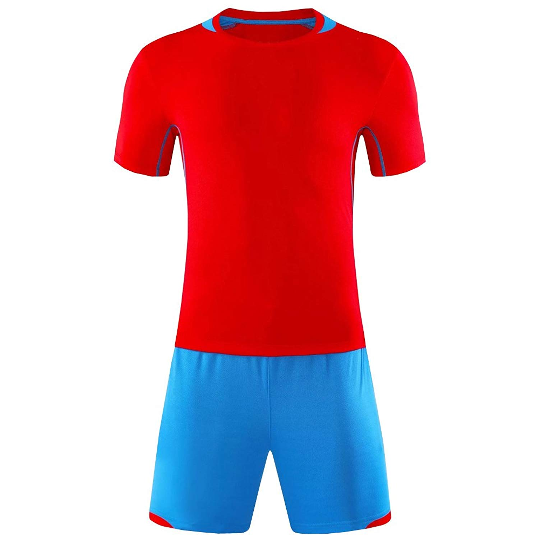 Get Quotations · BOZEVON Men   Boys Football Kit f1b58b10d