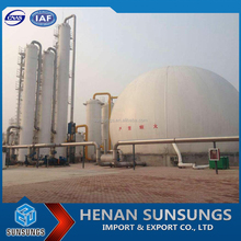 Provide complele set of biogas equipment/chinese biogas plant