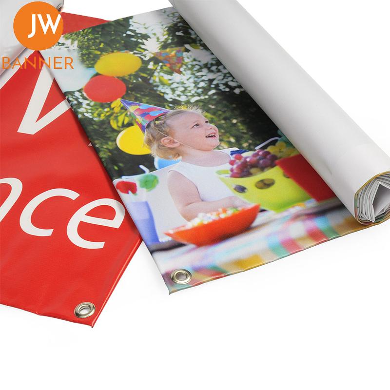 Outdoor billboard advertising vinyl backdrops custom banner oversized printing services