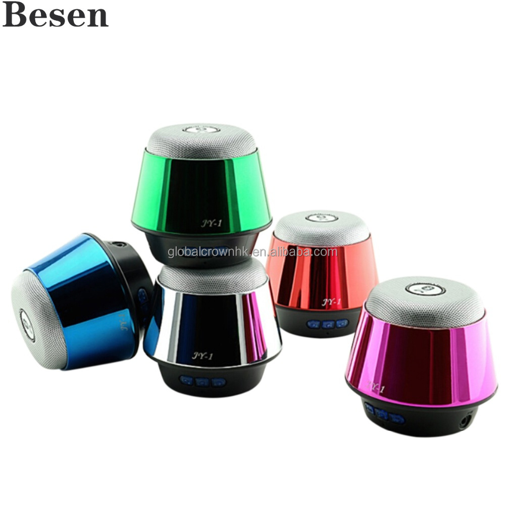 Bluetooth Speaker Ultra Portable Wireless Full 360 Degree Sound with Built in Speakerphone Works with Smart Phone