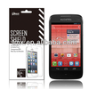 Liquid Ultra Clear screen protector covers for Alcatel ot-997d oem/odm (High Clear)