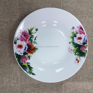 Wholesale Porcelain Plate Dishes, Ceramic Hotel Used Salad / Dessert / Soup / Dinner Plates, Restaurant Plate Dishes