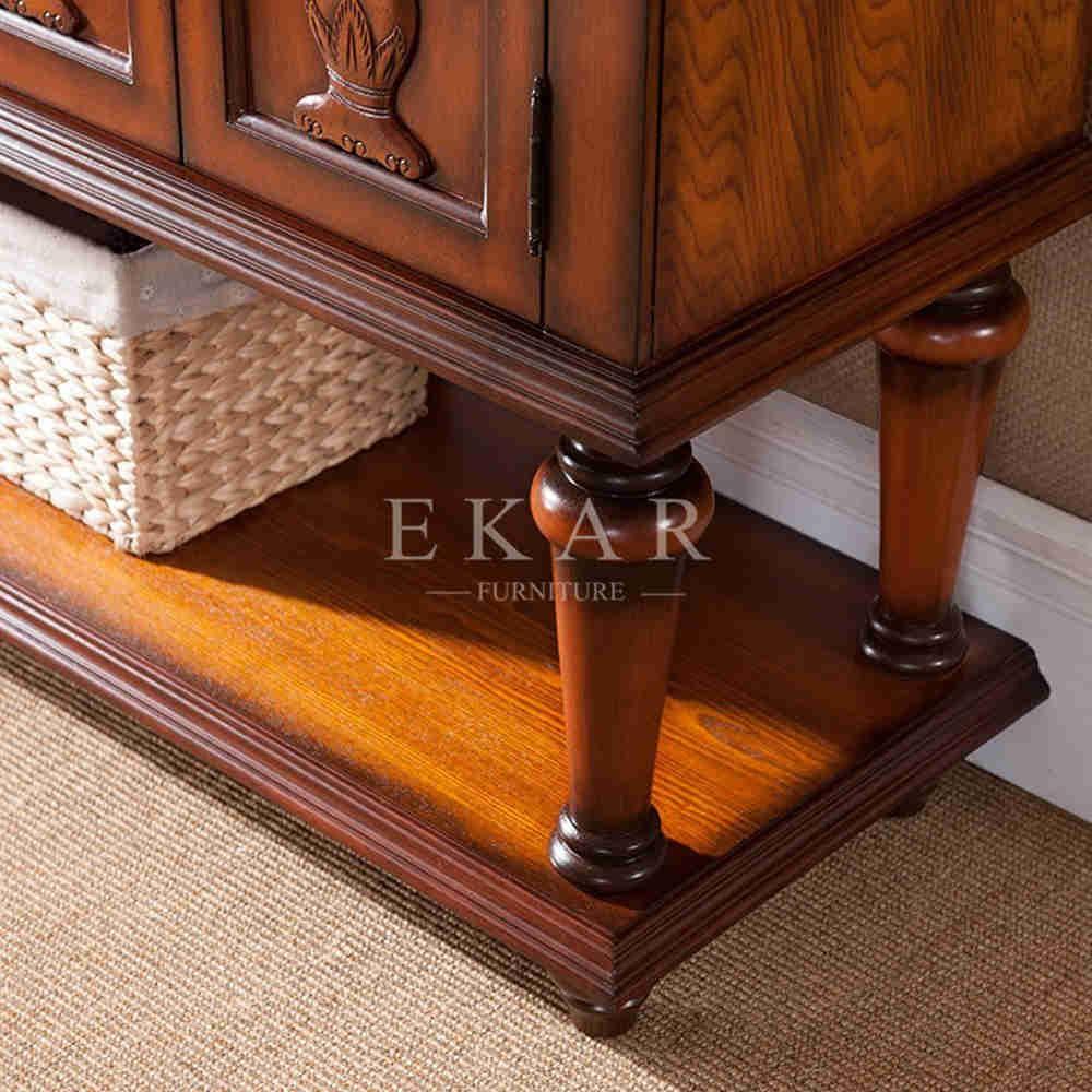 Meubels fabrikant lijst eiken hout stand houtsnijwerk meubels ...