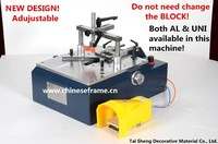 High Quality Adjustable Underpinner Smart underpinner Picture frame pinning machine