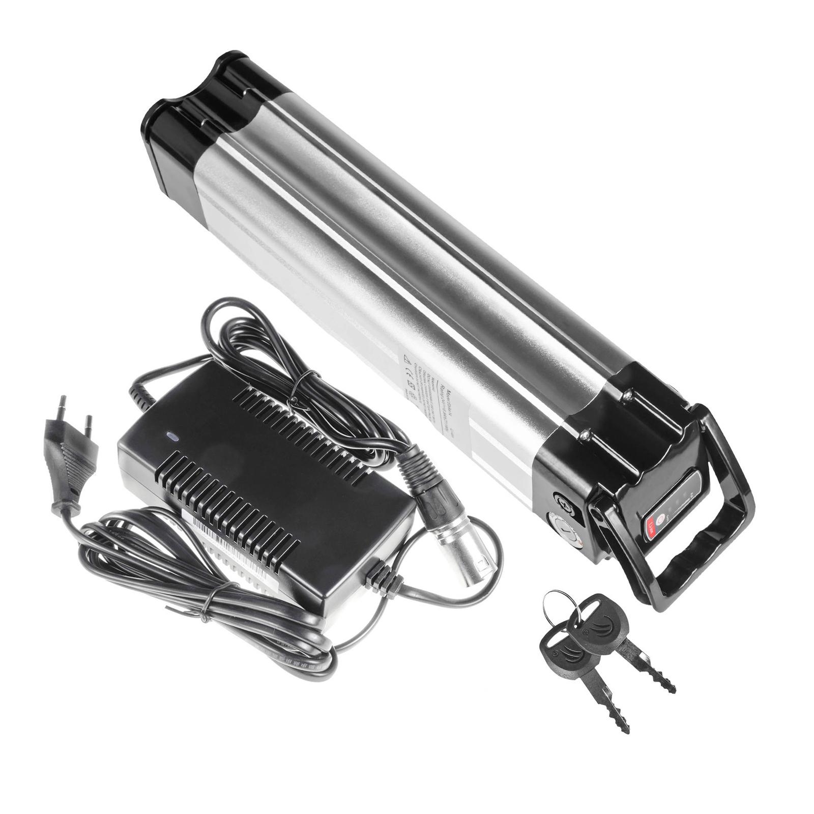 Rechargeable Lithium ion Ebike Battery 36v 10ah electric bike li ion battery xh370-10j