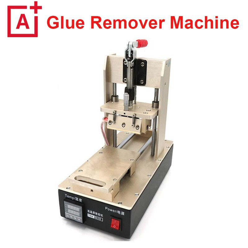 LCD Touch Screen Degumming OCA Glue Remover Machine for Iphone 4 5 6 6plus Samsung S1 2 3 4 5 Note 1 2 3 4 5 Sony HTC LG